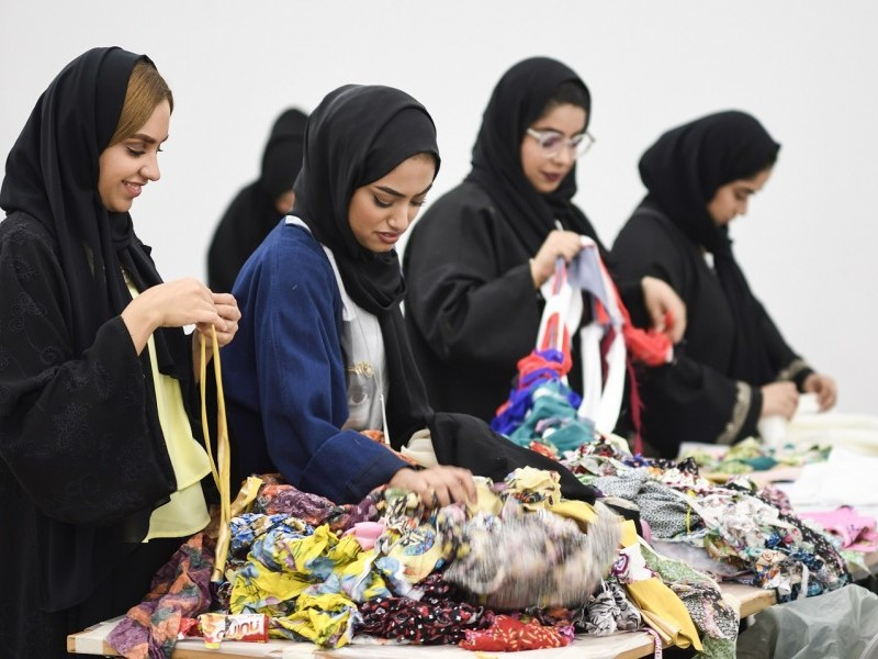 Revamping Clothes: SAF Ramadan Charity Campaign