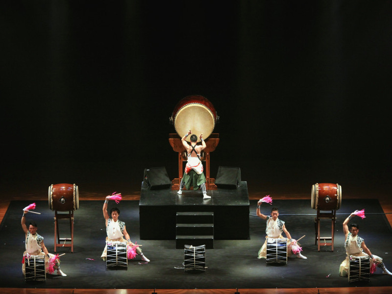 Performance: 'Nature's Rhythm: Heartbeat from Japan'