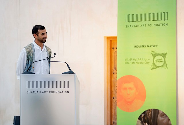 Abdulla Al Kaabi wins SFP3 Industry Hub Pitching Forum Prize