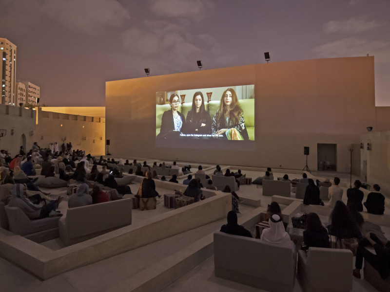 Sharjah Art Foundation's Film Festival, Sharjah Film Platform 3, Opens this Weekend