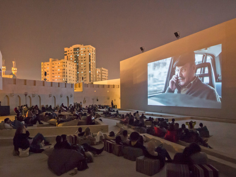 Sharjah Art Foundation Still Accepting Open Call Applications for Sharjah Film Platform Film Programme