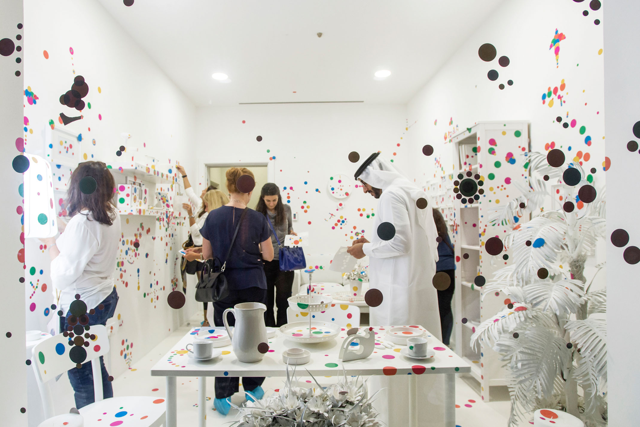 The obliteration room Image